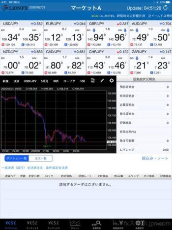 ヒロセ通商iPadアプリ画面