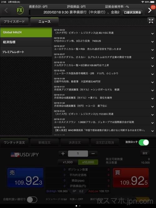 TabletCymo為替ニュース拡大